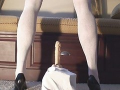 Riding, Maid, Dildo, Amature real maid, Xhamster