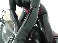 Latex, Smoking latex, Xhamster