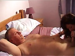Deepthroat, Housewife, Wife, Caught, Son caught, Xhamster