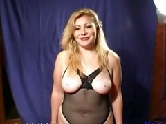 Blonde, Chubby, French, Gangbang, Xhamster