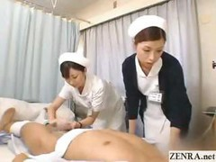 Asian, Handjob, Japanese, Nurse, Sadistic nurse, Drtuber