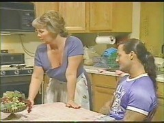 Kitchen, Mature, Mom and son in kitchen, Xhamster