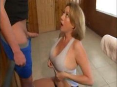 Bus, Handjob, Babe, Mature, Virtual handjob, Drtuber