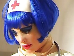 Latex, Pump, Nurse, Latex anal fisting, Xhamster