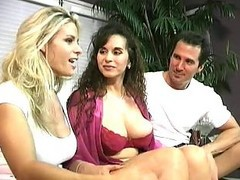 Classic, Ass, Milf, Threesome, Cheating threesome, Drtuber