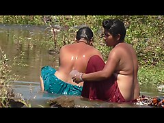 Indian, Aunt, Mother aunt and son, Xhamster