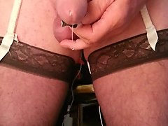 Crossdresser, Dress, A frustration mom and a boy, Xhamster