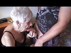 Granny, Granny and girl, Xhamster