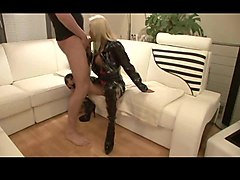 Blonde, Boots, German, Curvy boots, Xhamster