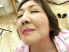 Asian, Granny, Japanese, Mature granny part3, Drtuber