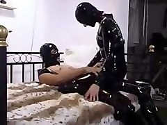 Rubber, Latex, Couple, Rubber bondage, Pornhub