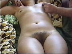 Mom, Sleeping handjob mom, Gotporn