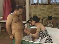 Maid, Old Man, Les japanese maid, Xhamster