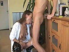 Deepthroat, Wife, German, Gagging, Lesbian tied gagged, Xhamster