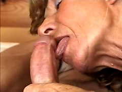 Granny, German, Horny shaved anal granny, Xhamster