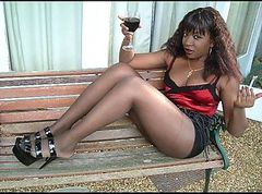 Ebony, Panties, Pantyhose, Vip room ebony, Xhamster
