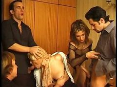 French, Orgy, Wife orgy, Xhamster