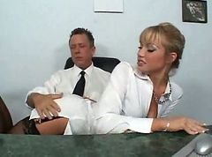 Secretary, Nylon, Nylon incest, Drtuber