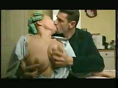 Kitchen, Wife, Brother amp sister in kitchen, Xhamster