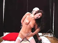 Sybian, First time with sybian, Tube8