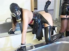 Latex, Fisting, Latex katheter, Xhamster