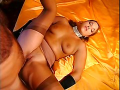 Nylon, Threesome, Nylon levrette, Xhamster