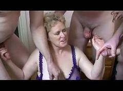 Granny, Grannie anal with saggy tits, Xhamster