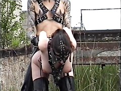 Boots, Fetish, German, Boots off, Xhamster