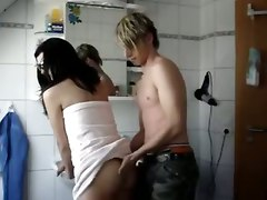 Emo, Bath, Bathroom, Classic bathroom blowjob, Pornhub