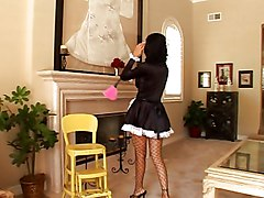 Maid, Two maids, Redtube
