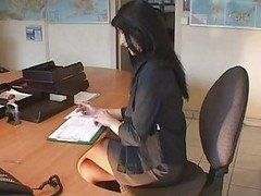 Amateur, French, Office, Fisting, Beautiful french, Xhamster