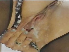 Squirt, Ebony clit squirt, Xhamster
